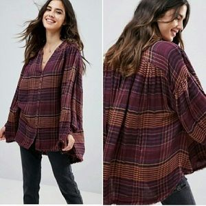 Free People 'Come on Over' Blouse